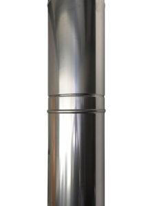 Detail spojení komínu