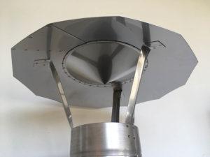 Detail stříšky